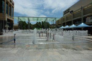 Meydan Kuru Havuz Fıskiye Sistemi