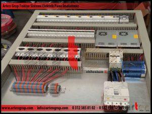 Fıskiye Sistemi Elektrik Pano İmalatımız
