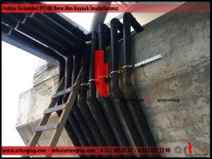 Fıskiye sistemleri PE100 alın kaynak imalatlarımız 2