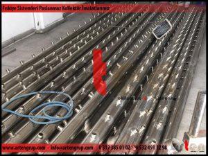 Fıskiye sistemleri paslanmaz kollektör ve nozul imalatlarımız 2