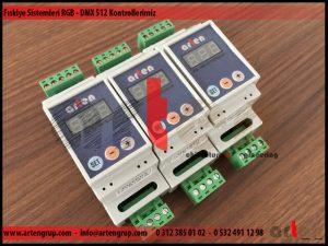 Fıskiye sistemleri rgb- dmx512 kontrollerimiz